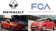 Fiat-Chrysler renonce à son mariage avec Renault
