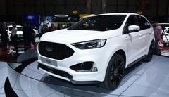 Le grand SUV Ford Edge bientôt arrêté en France