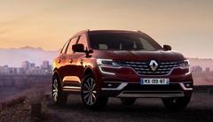 Le petit restylage du Renault Koleos