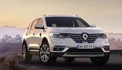 Renault dévoile le Koleos restylé