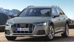 Ceci est la nouvelle Audi A6 Allroad