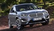 Les prix du BMW X1 restylé déjà dévoilés