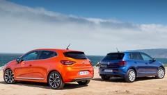 Essai : la Renault Clio 5 défie la Volkswagen Polo