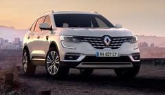Renault Koleos 2 Facelift (2019) : Mise à jour pour le Koleos