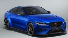 Jaguar XE SV Project 8 Touring : une version adoucie pour la plus puissante des berlines Jaguar