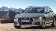 Audi A6 Allroad : Baroudeuse et fière de l'être