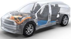 Toyota et Subaru : plateforme électrique commune