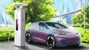 Volkswagen annonce 36 000 bornes de recharge installées d'ici 2025 en Europe