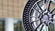 Michelin Uptis : le pneu sans air et increvable prévu pour 2024