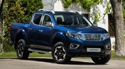 Nissan Navara : update du pick-up en profondeur