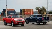 Nissan Navara : mise à jour technique et technologique