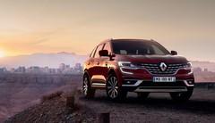 Renault passe son Koleos en mode « Blue »