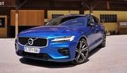 Essai Volvo V60 D4 AWD R-Design : break premium à l'âme suédoise