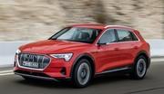 Essai Audi e-tron 55 quatro : Une électrique bien de chez nous !