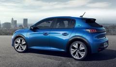 Peugeot 208 2 (2019) : à partir de 15 500 € et 32 100 € en électrique