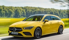 Mercedes-AMG CLA 35 4Matic : aussi en Shooting Brake
