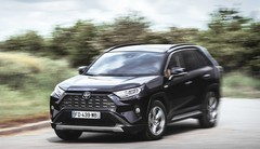 Essai RAV 4 Hybrid Dynamic : Zen in the city