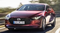 Mazda 3 Skyactiv-X essence 180 ch et 96 g/km de CO2