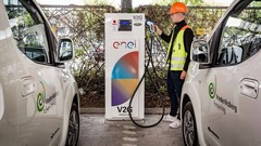 La voiture électrique pourrait faire économiser de l'argent à la France