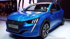La Peugeot e-208 quantitavivement meilleure que la Renault Zoé