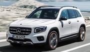 Mercedes GLB : le chaînon manquant