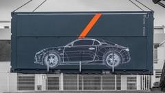 Alpine A110 S : Présentation imminente au Mans