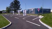 Ionity, réseau européen de bornes de recharge rapides 350 kW