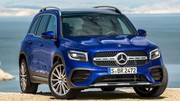 Mercedes GLB: crossover familial