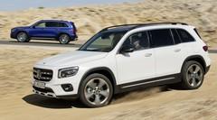 Mercedes présente le GLB : look cubique et 7 places