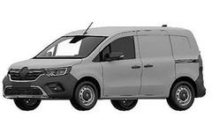 Le nouveau Renault Kangoo en fuite