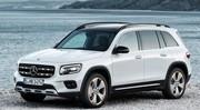 Mercedes GLB : cubique et familial