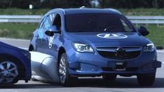 L'équipementier allemand ZF dévoile son prototype d'airbag latéral extérieur
