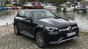 Essai Mercedes GLC (2019) : restylage intelligent