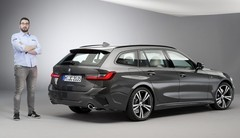 BMW Série 3 Touring G20 : balle de break
