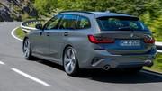 BMW Série 3 Touring 2019 : dans la tradition