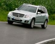 Essai Mercedes-Benz GLK 320 CDI : Entre deux mondes