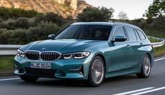 Nouvelle BMW Série 3 : voici le break