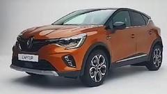 Futur Renault Captur : premières photos en fuite sur le web