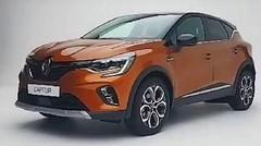Le nouveau Renault Captur en fuite