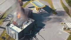 Explosion d'une station hydrogène en Norvège
