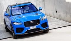 Essai Jaguar F-Pace SVR : Un véritable félin en liberté