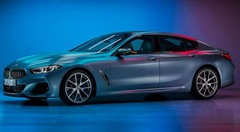 La BMW Série 8 Gran Coupé se laisse déjà entrevoir