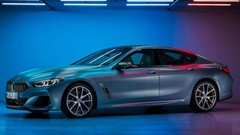 La BMW Série 8 Gran Coupé dévoilée par erreur
