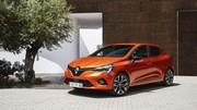 Renault Clio V : hybride dans un an