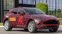 Aston Martin DBX : Le premier SUV d'Aston entre en production à St Athan
