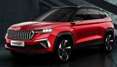 Skoda Vision GT : un concept de SUV coupé pour la Chine