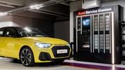 Audi lance la « Service Station » dans le parking de l'aéroport Paris-Charles de Gaulle