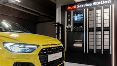 Audi Service Station : la borne d'entretien digitale 24h/24