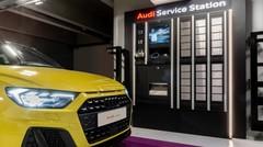 Audi inaugure une station d'entretien digitale