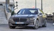 Essai BMW Série 7 Hybride : luxe, calme et mauvais goût
